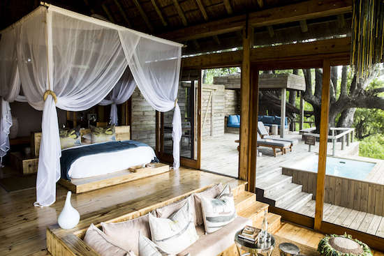 Vumbura Plains Suite